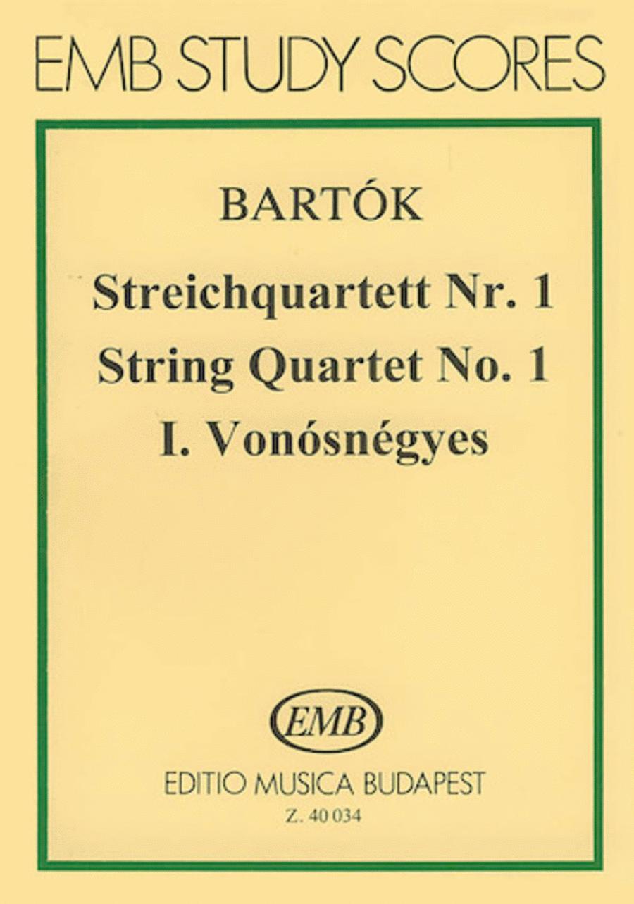 String Quartet No. 1, Op. 7