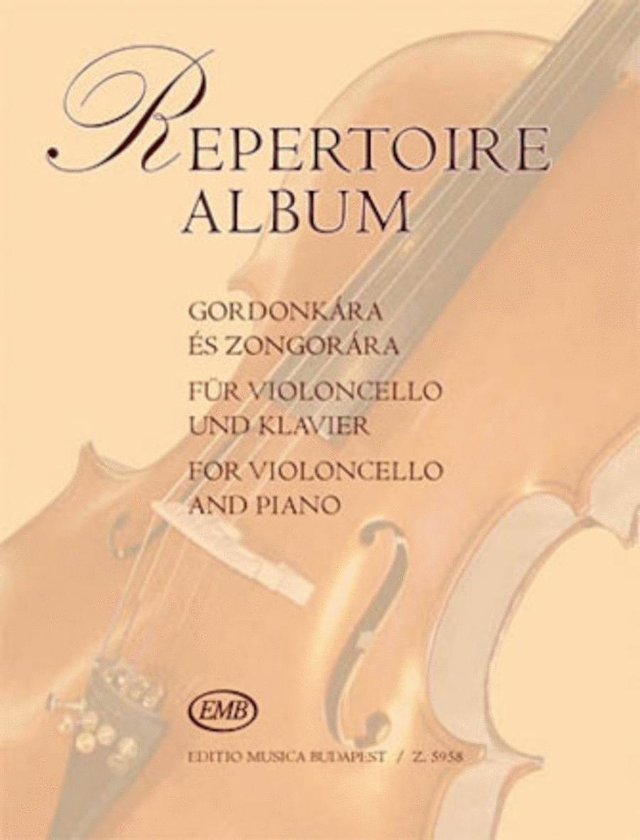 Repertoire Album