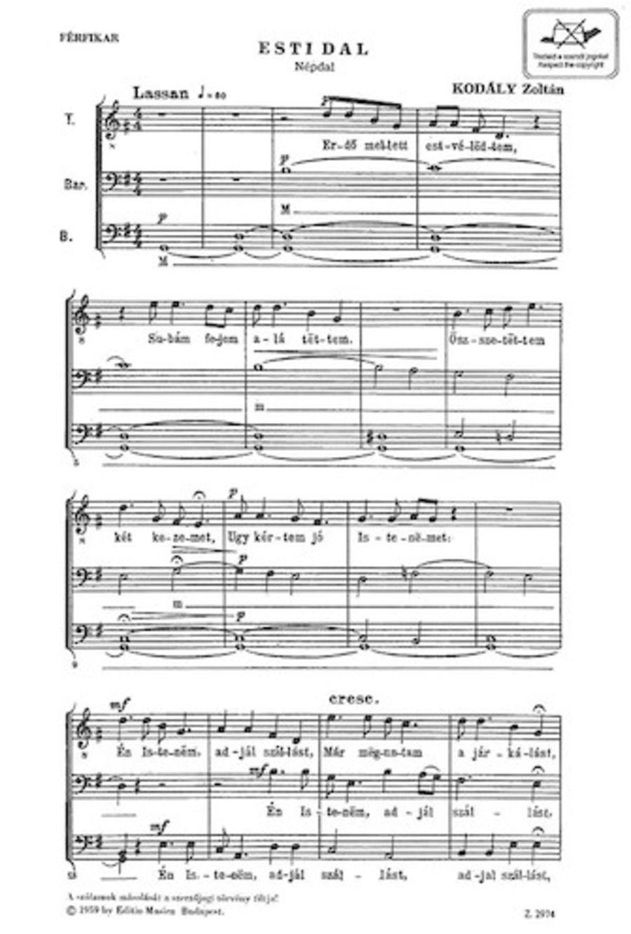 Esti Dal (Evening Song)
