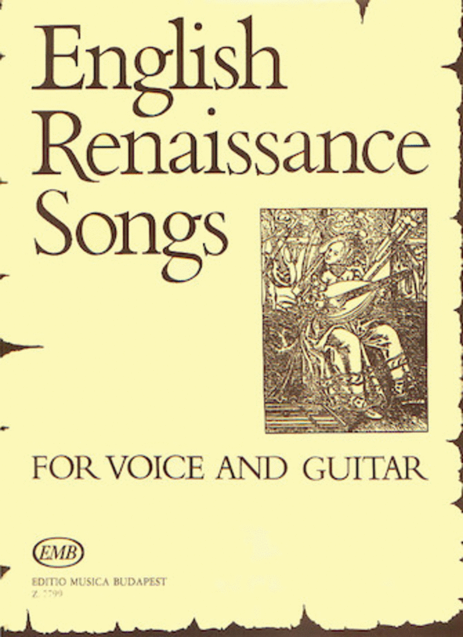 English Renaissance Songs