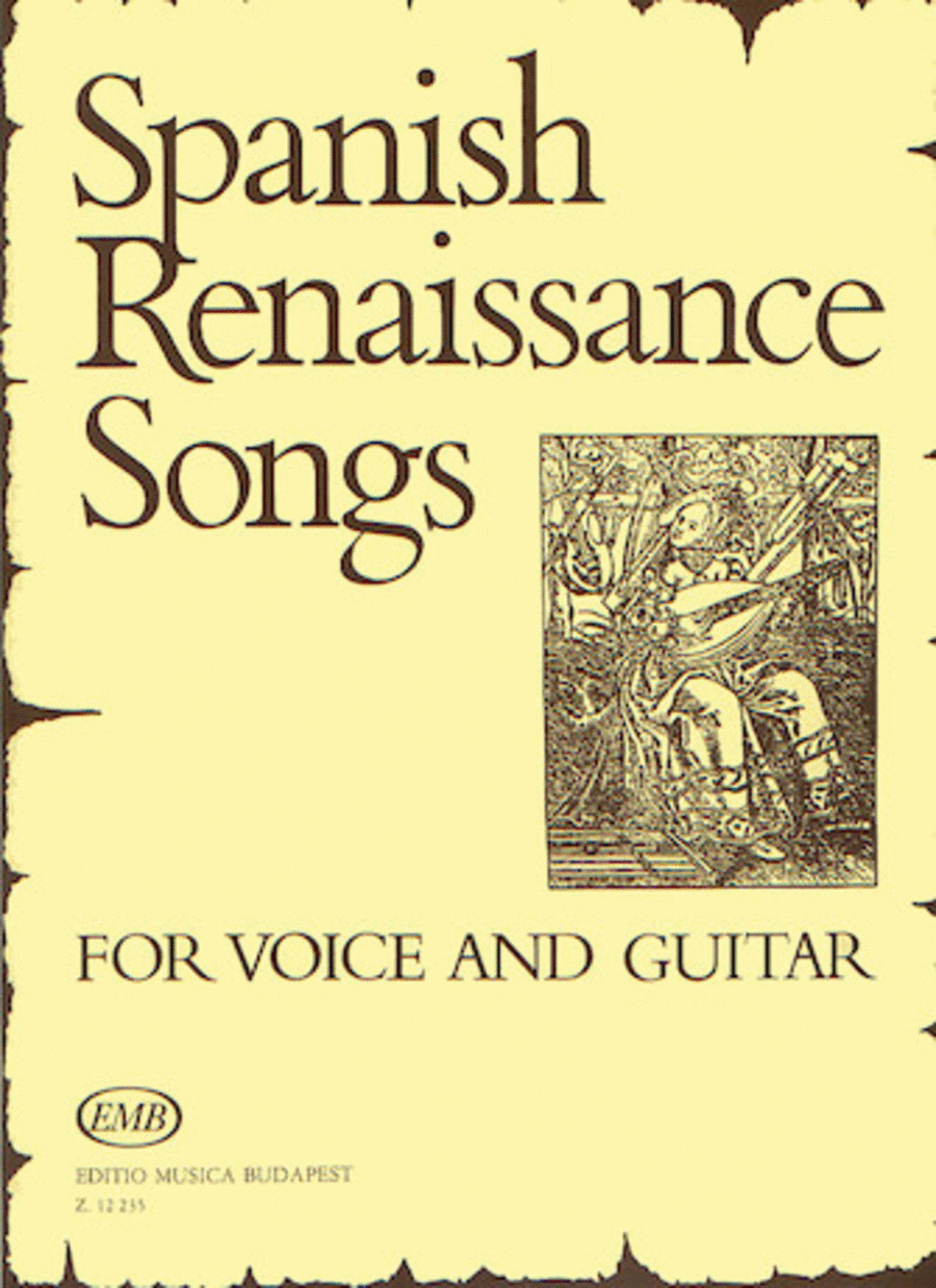Spanish Renaissance Songs