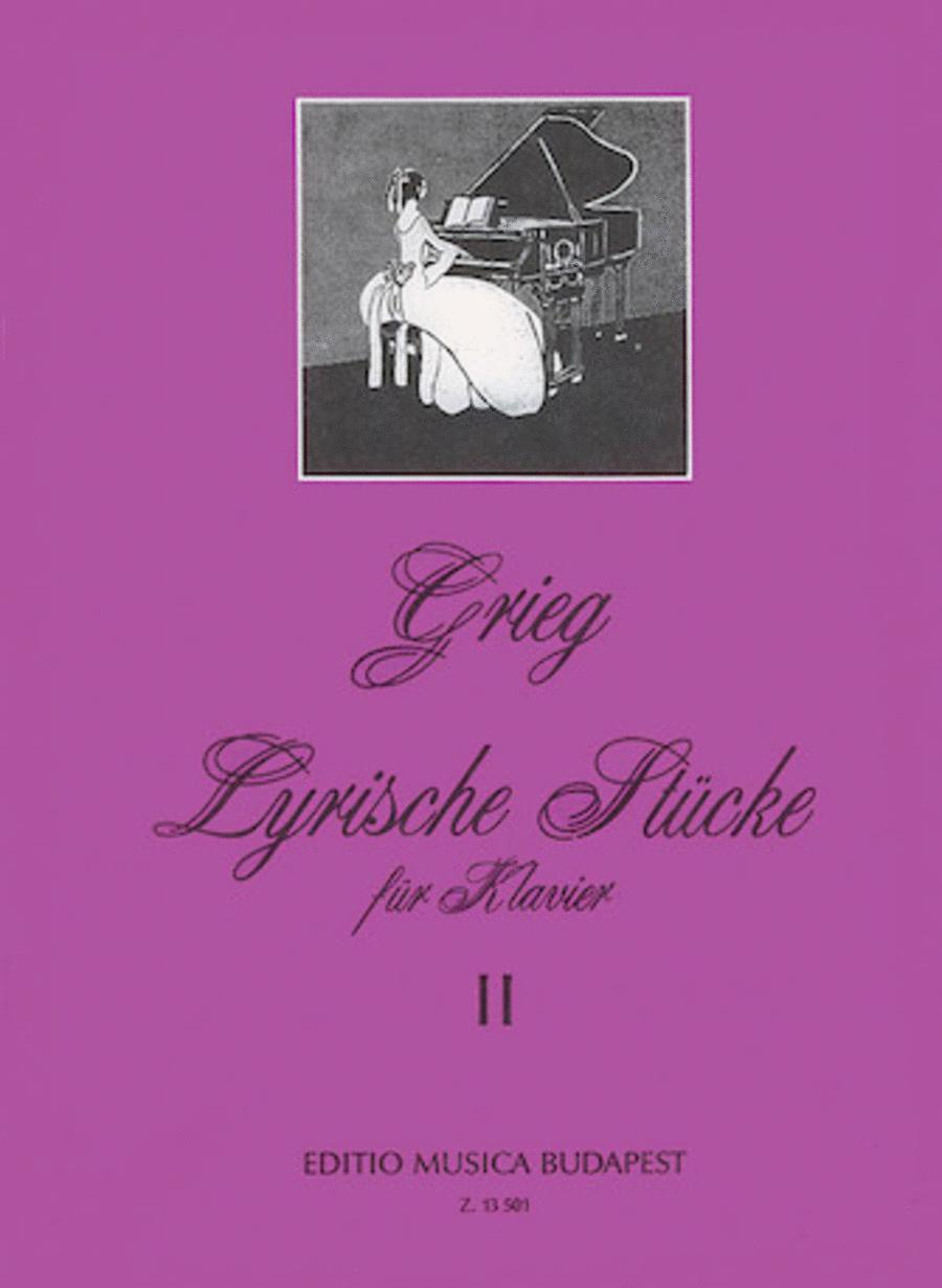 Lyric Pieces - Volume 2