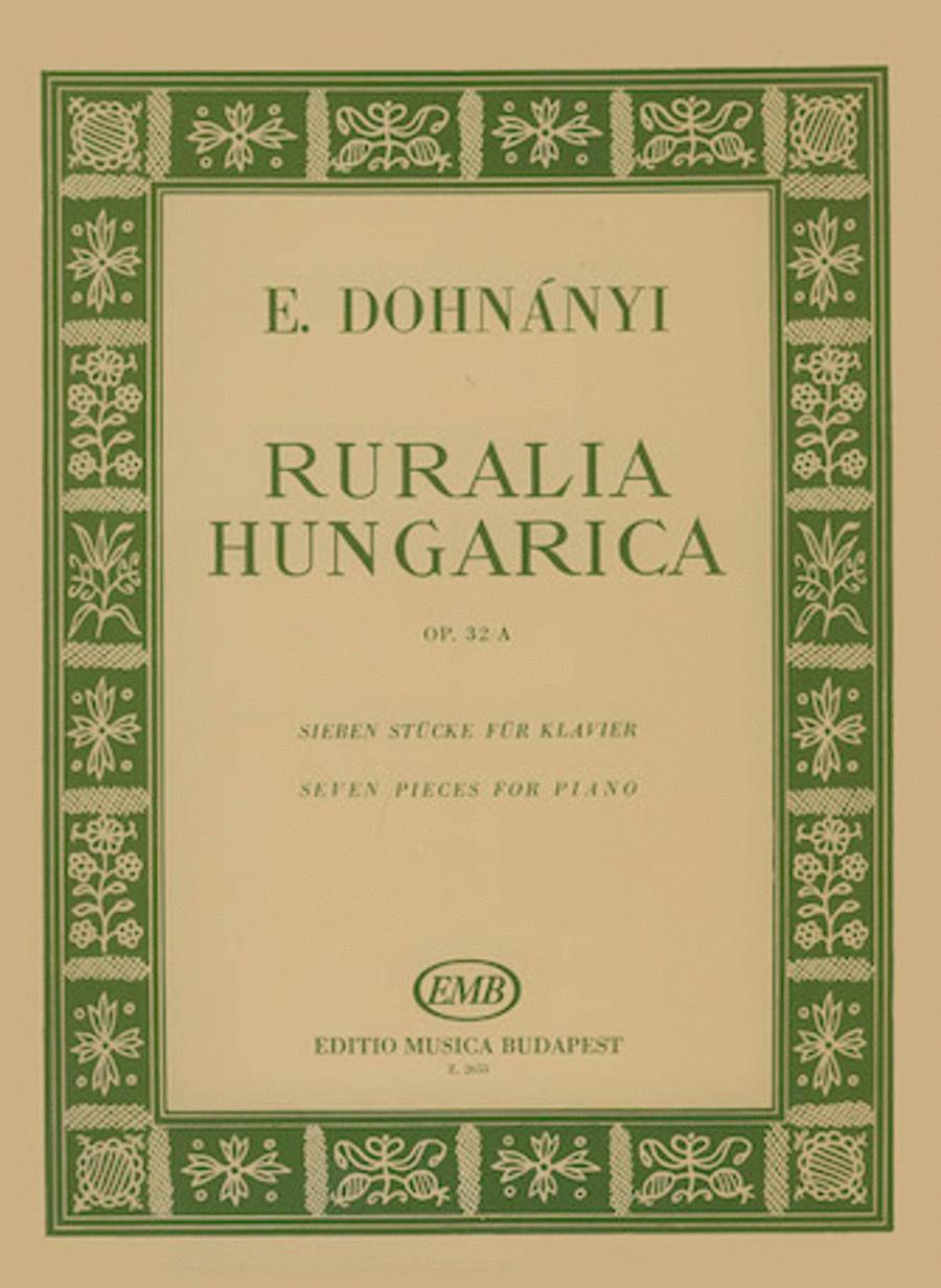 Ruralia Hungarica Op.32a
