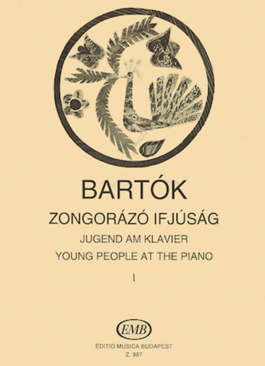 Young People at the Piano - Volume 1