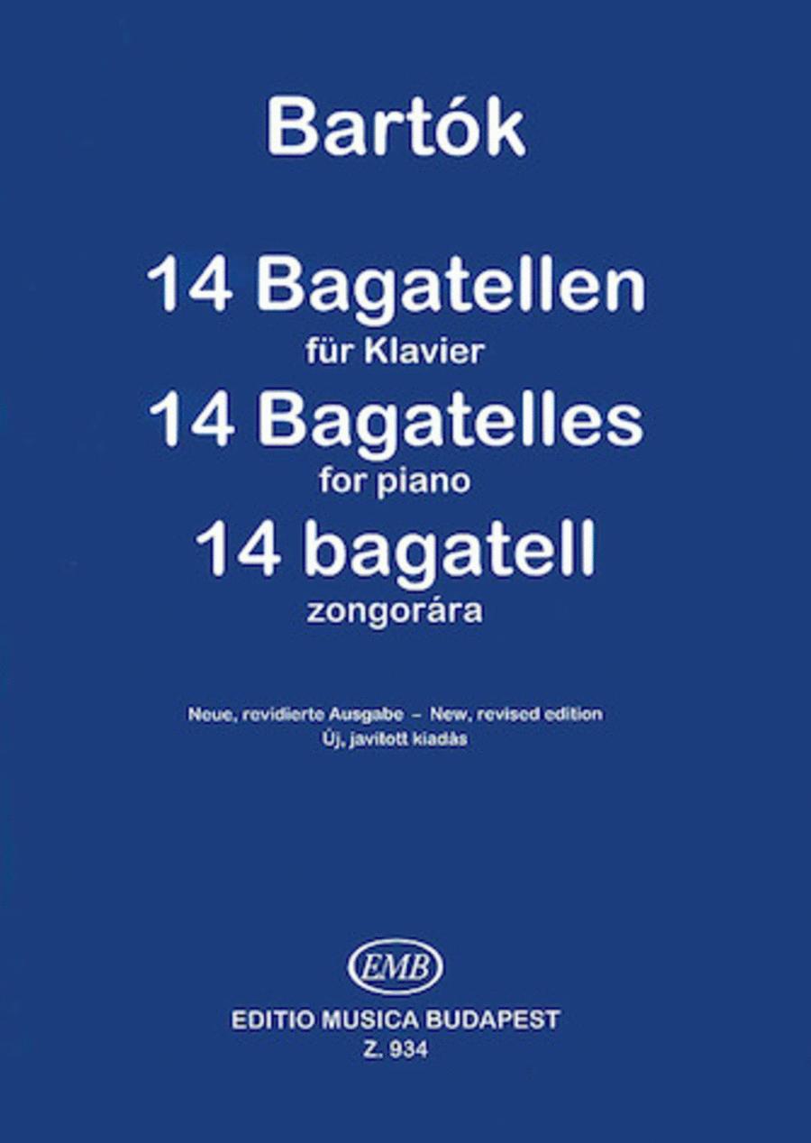 14 Bagatelles, Op. 6