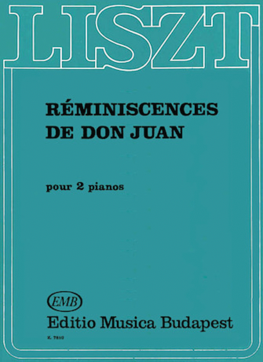 Reminiscences de Don Juan