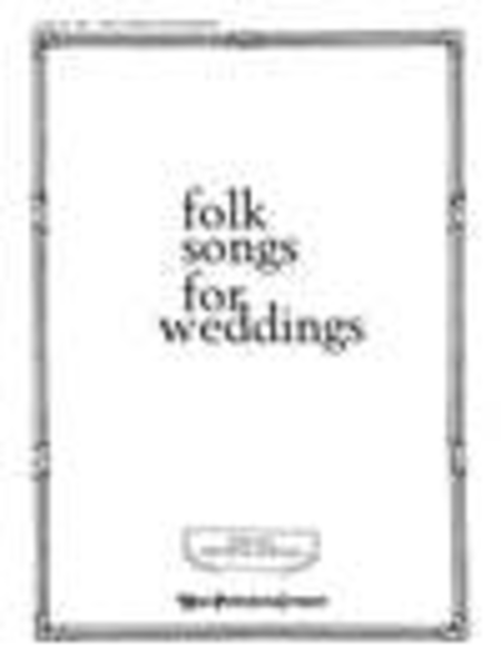 Folk Songs For Weddings