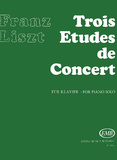 Three Etudes de Concert