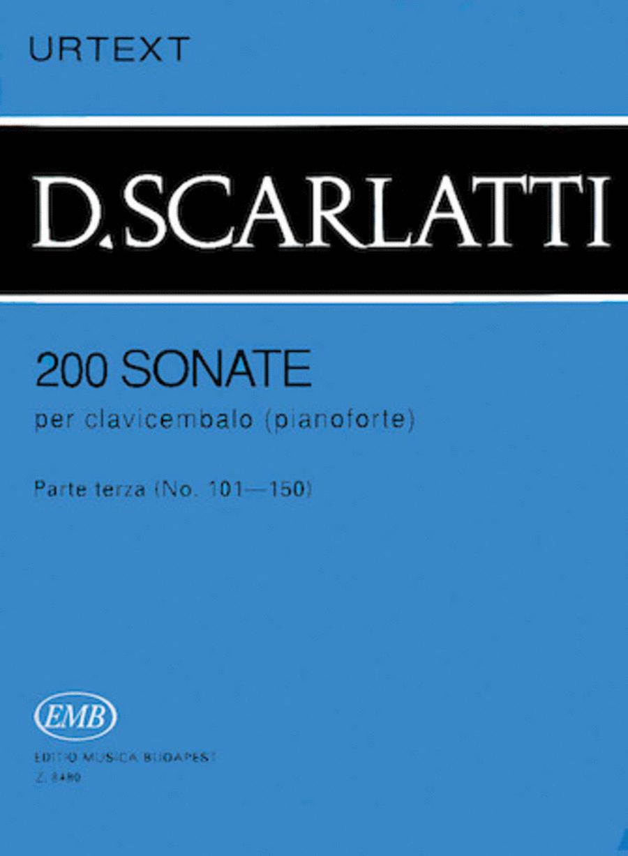 200 Sonatas - Volume 3