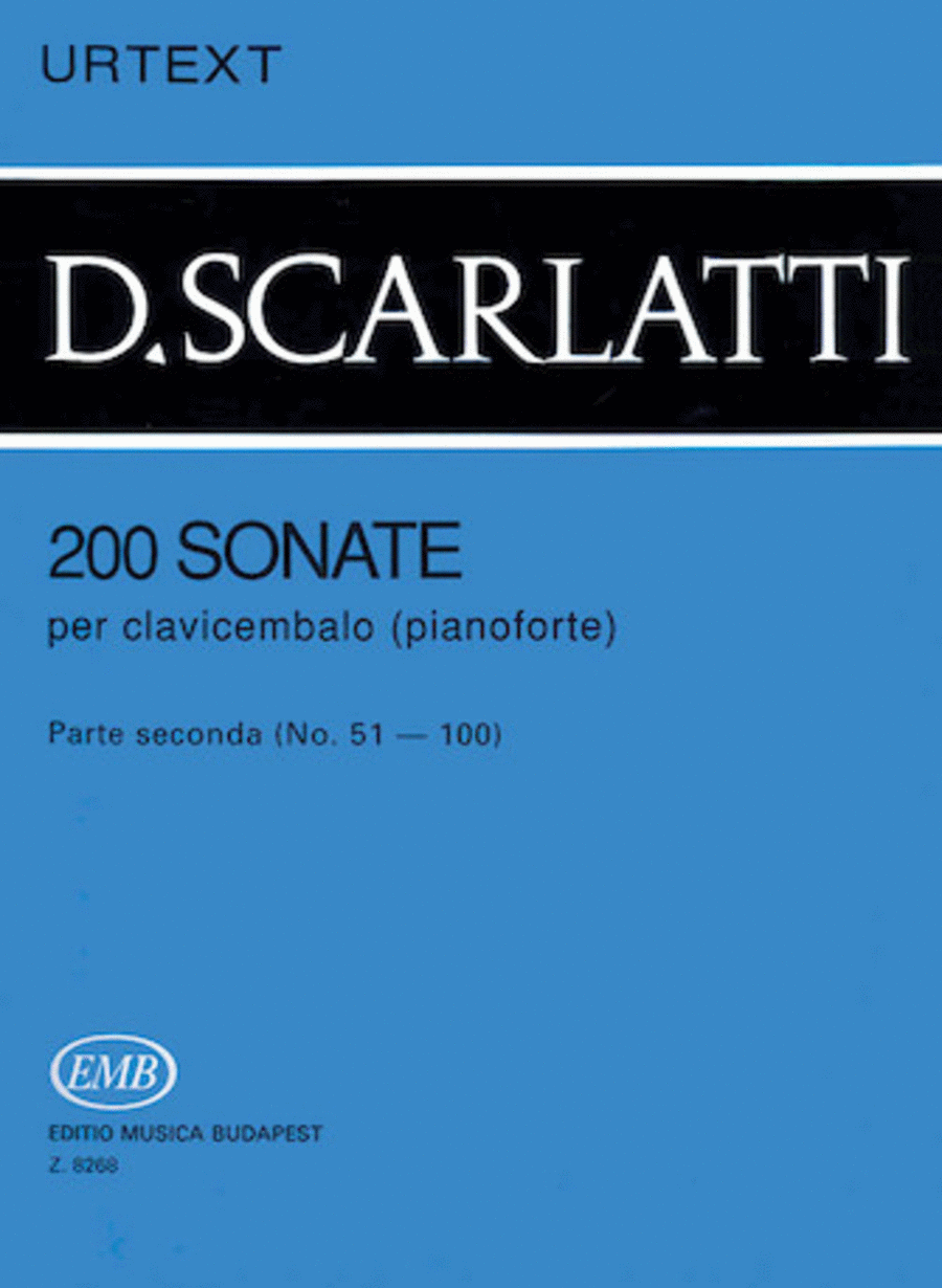 200 Sonatas - Volume 2