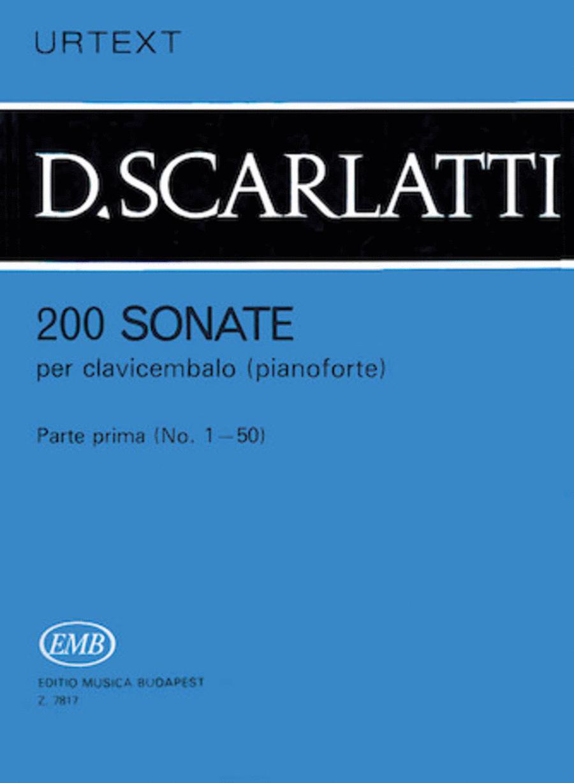 200 Sonatas - Volume 1