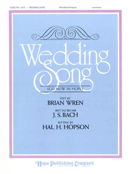 Wedding Song -