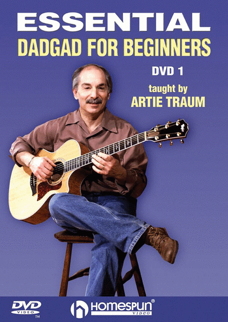 Essential DADGAD for Beginners