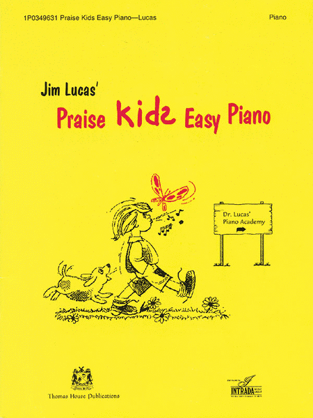 Praise Kids Easy Piano