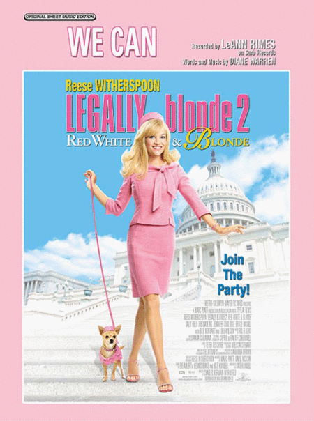 We Can (from Legally Blonde 2)