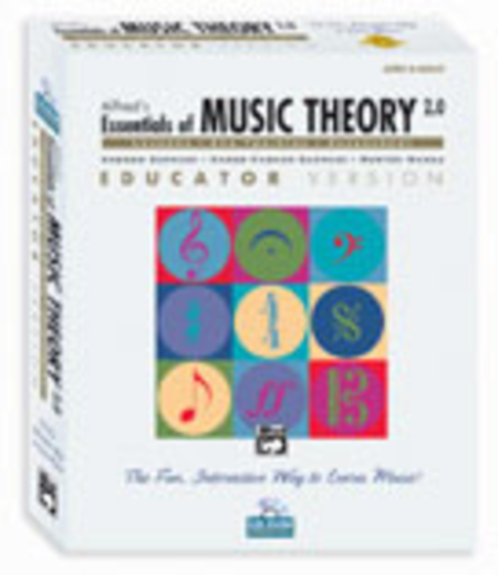 Alfred's Essentials of Music Theory Software, Version 2.0, Volumes 2 & 3