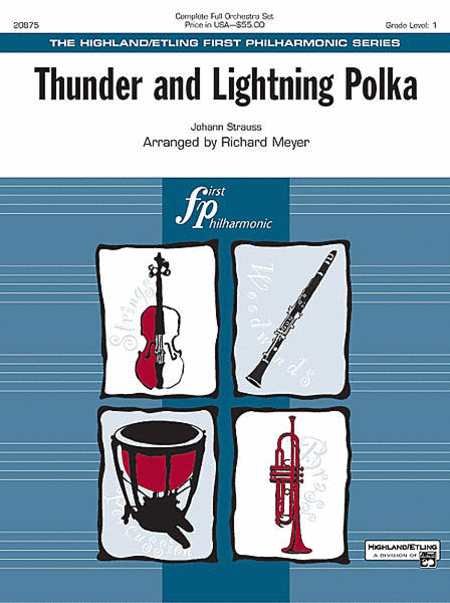 Thunder and Lightning Polka