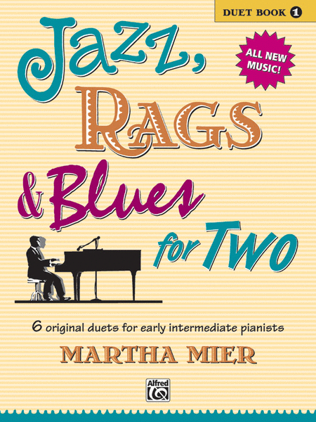Jazz, Rags & Blues for Two - Book 1