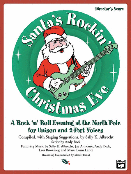 Santa's Rockin' Christmas Eve - CD Preview Pak