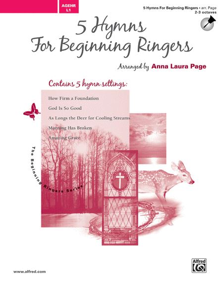 5 Hymns for Beginning Ringers