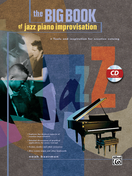 Big Book of Jazz Piano Improvisation
