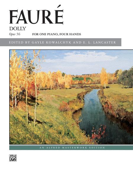 Fauré -- Dolly Suite