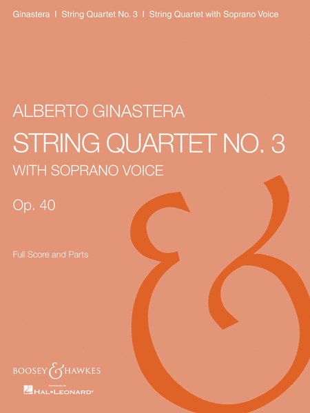 String Quartet No. 3, Op. 40