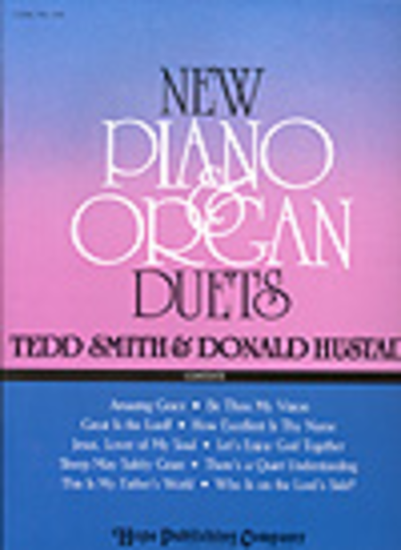 New Piano and Organ Duets