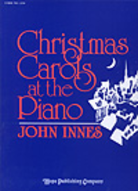 Christmas Carols At the Piano