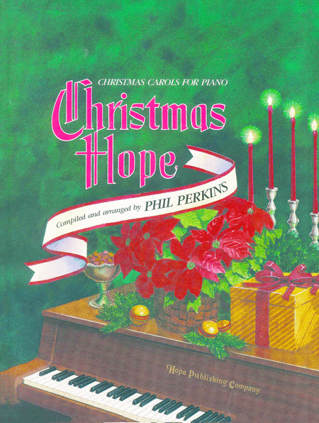 Christmas Hope: Christmas Carols For Piano
