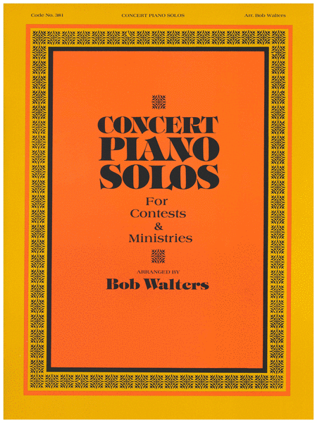 Concert Piano Solos