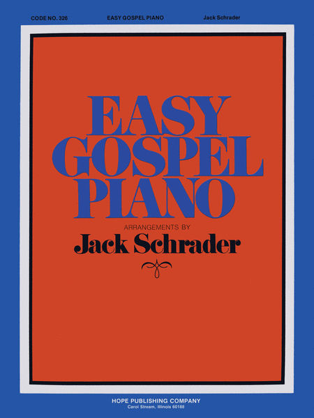 Easy Gospel Piano