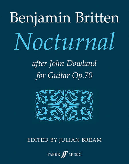 Nocturnal After John Dowland, Op. 70