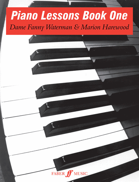Waterman /Piano Lessons Book 1