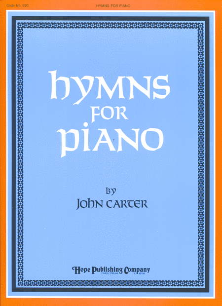 Hymns For Piano