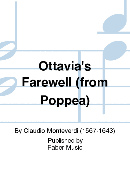 Ottavia's Farewell (from Poppea)