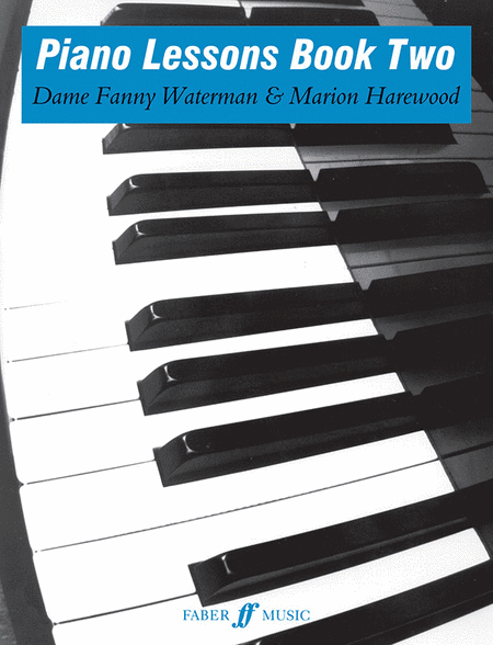 Waterman /Piano Lessons Book 2