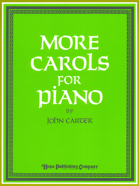 More Carols For Piano