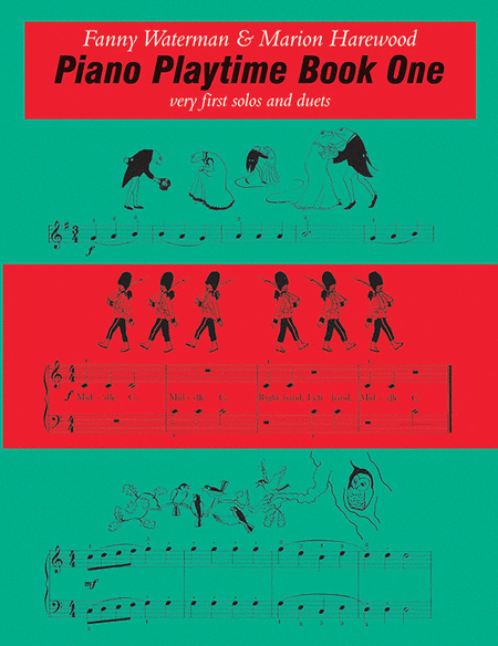Piano Playtime, Book 1
