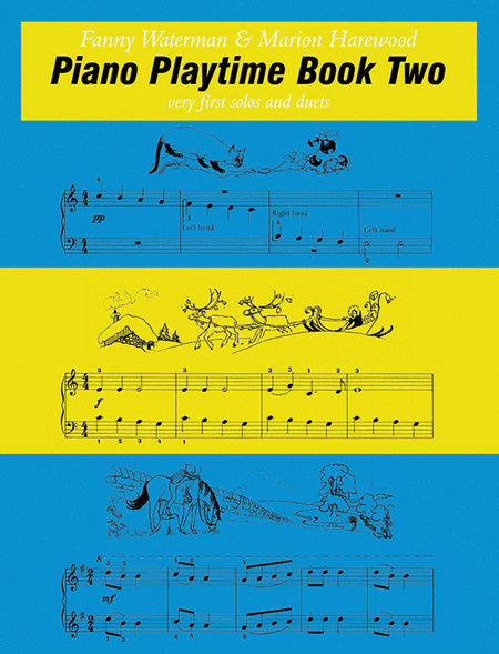 Piano Playtime, Book 2