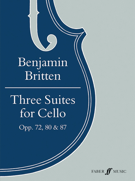 Three Suites (Cello)