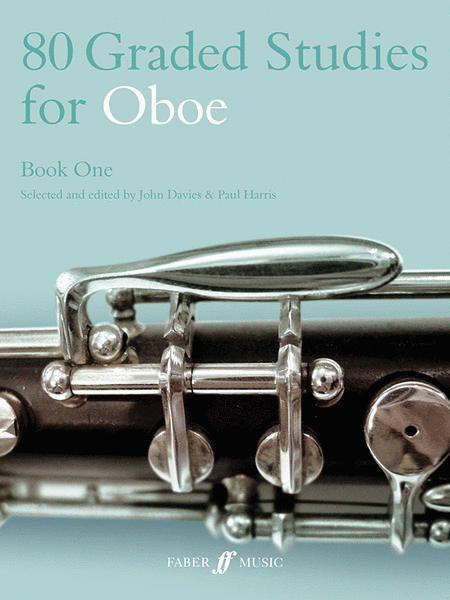 80 Graded Studies for Oboe, Book 1