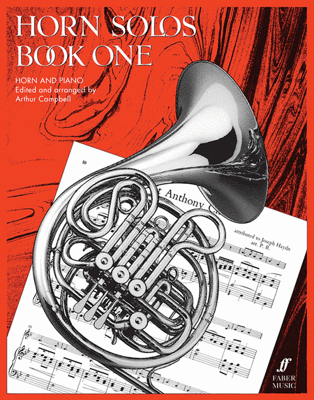 Horn Solos, Book 1