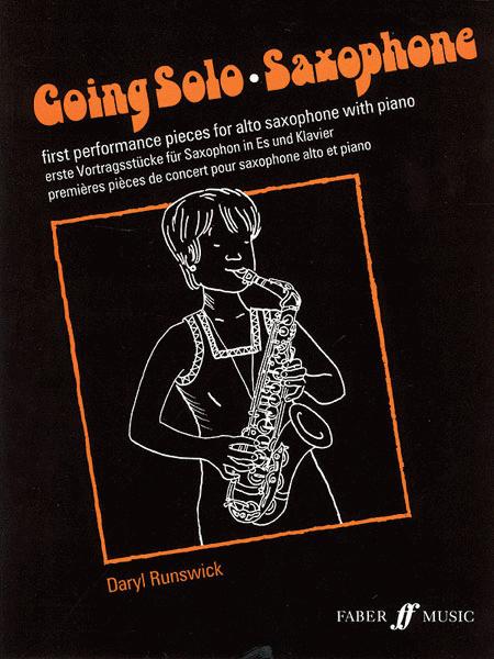 Going Solo -- Alto Saxophone