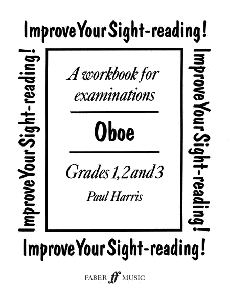Improve Your Sight-reading! Oboe, Grade 1-3