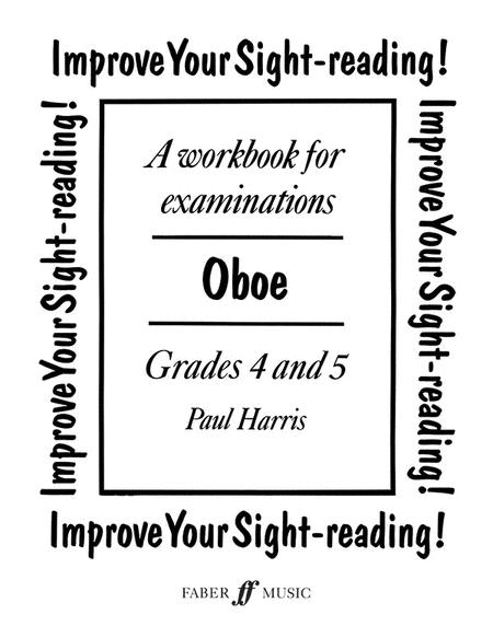 Improve Your Sight-reading! Oboe, Grade 4-5