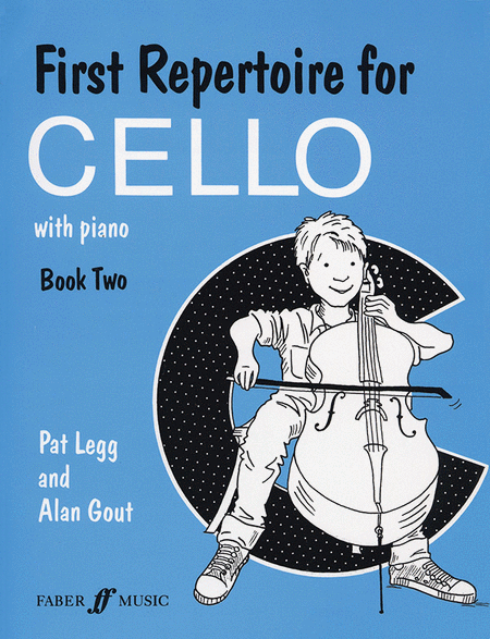 First Repertoire for Cello, Book 2
