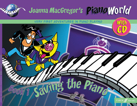 PianoWorld -- Saving the Piano, Book 1