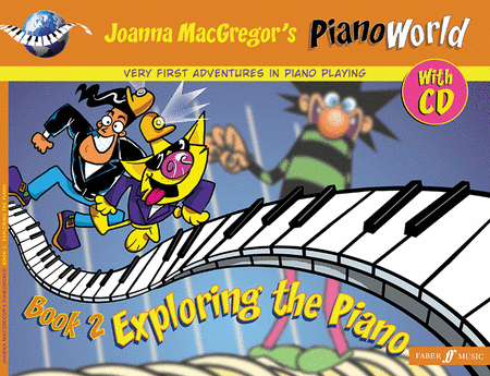 PianoWorld -- Exploring the Piano, Book 2