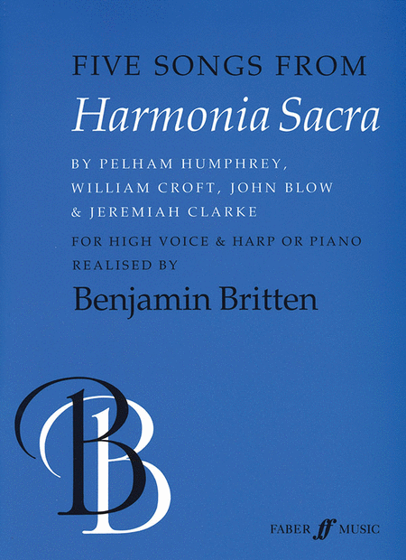 Five Songs from Harmonia Sacra